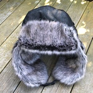 Fur Bomber Hat